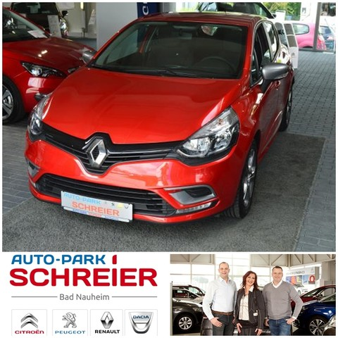 Renault Clio Energy TCe 90 Start & Stop LIMITED GT Line