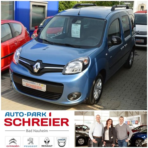 Renault Kangoo ENERGY TCe 115 Start & Stop LIMITED Delux