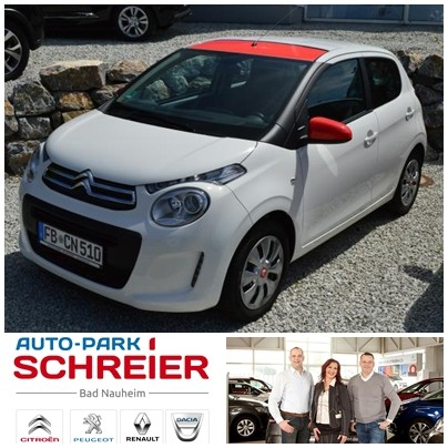 Citroen C1 PureTech 82 SELECTION Vfw. Top Angebot