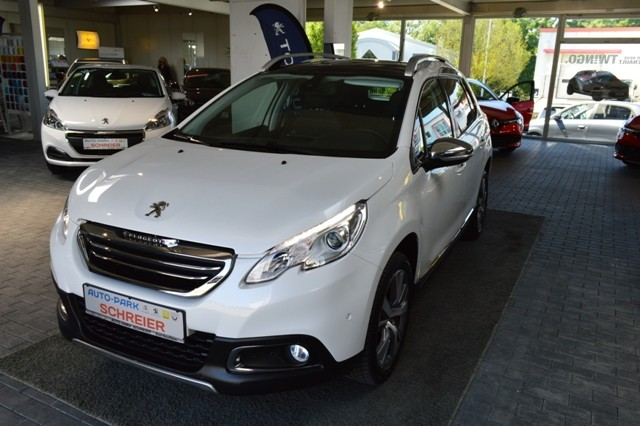 Peugeot 2008 BlueHDi FAP 120 STOP & START Allure