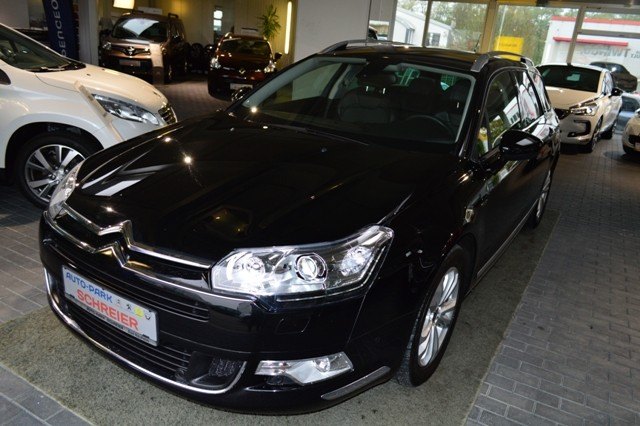 Citroen C5 Tourer HDi 165 FAP Aut. Exclusive