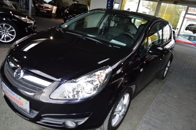 Opel Corsa 1.2 16V Easytronic Innovation