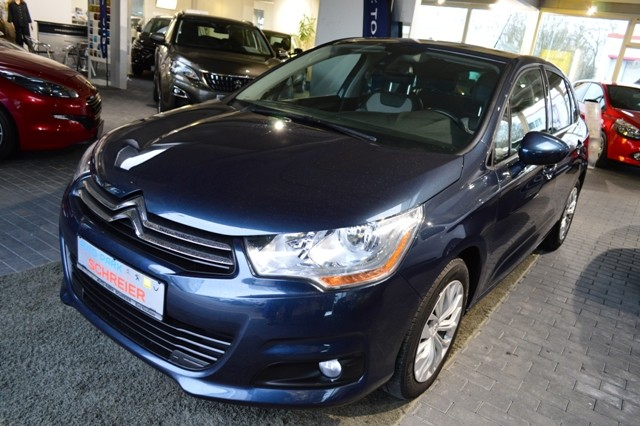 Citroen C4 VTi 120 Selection