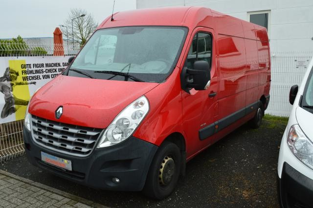 Renault Master dCi 150 FAP L3H3 Quickshift AT