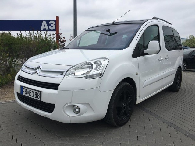 Citroen Berlingo 1.6 HDi 110 FAP Multispace Sport